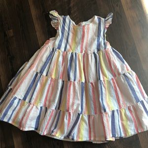 Adorable 3T Striped Dress ✨